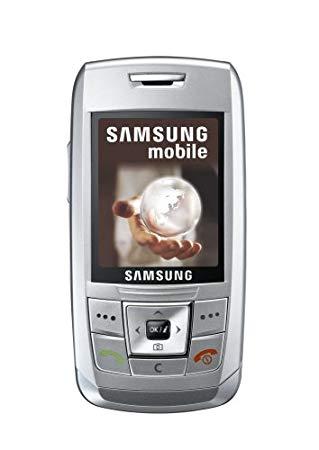 Samsung : دانلود فایل فلش فارسی E250