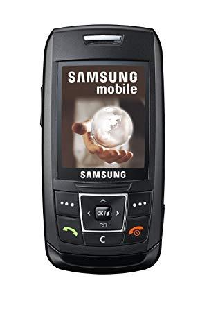 Samsung : دانلود فایل فلش فارسی E250i (رایگان)