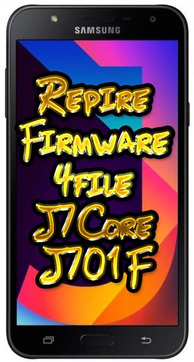 Samsung : فایل فلش J701F اندروید 9
